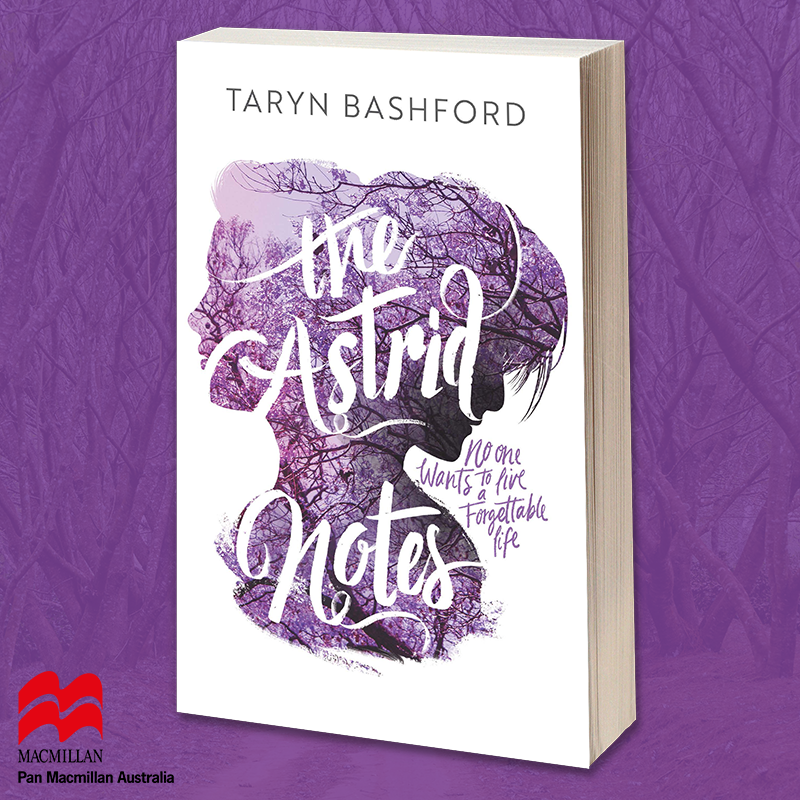 The Astrid Notes - Taryn Bashford