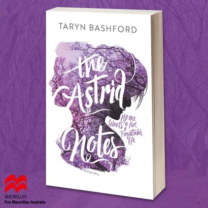 The Astrid Notes - Taryn Bashford